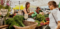 Time to Celebrate Farmers Markets