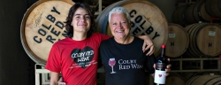 Winemaker's Son: Million-Dollar Heart!